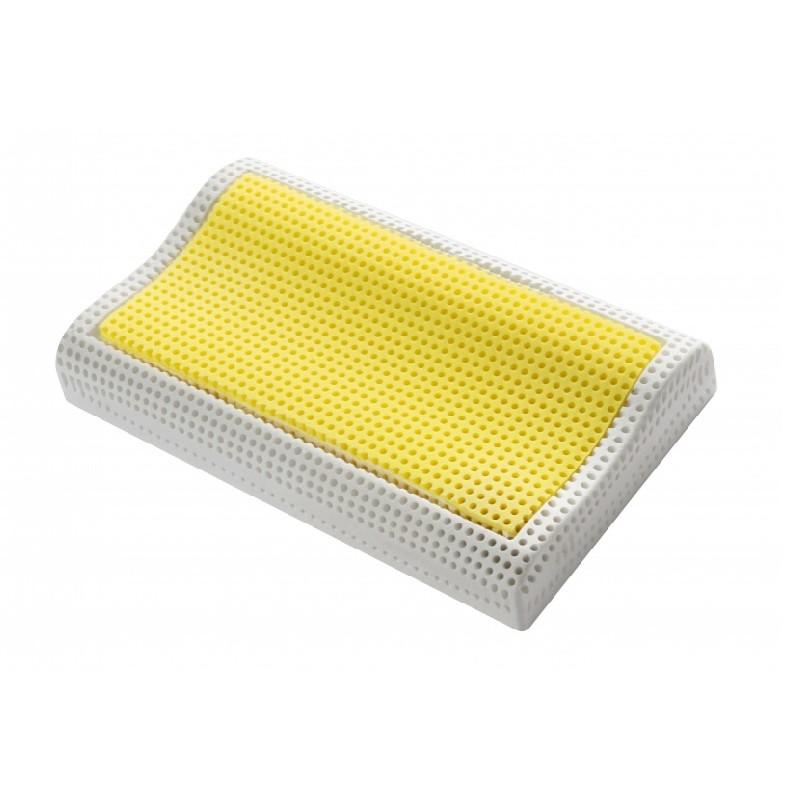 Възглавница Air Yellow Cervical • Mollyflex