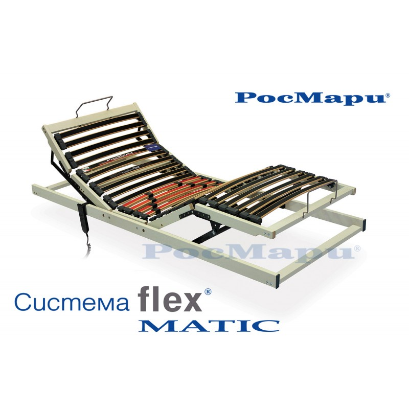 Подматрачна рамка Flex Matic • РосМари